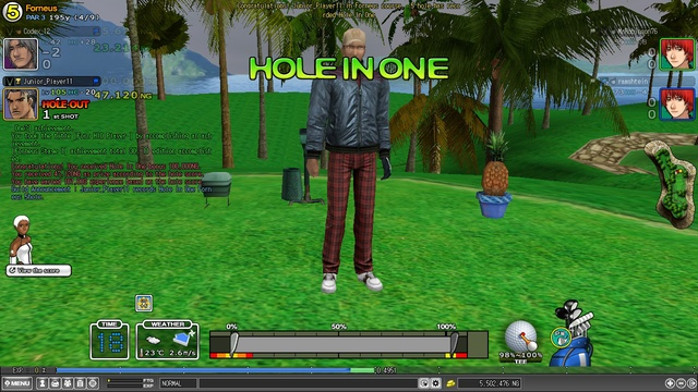 My HIO on forns :)