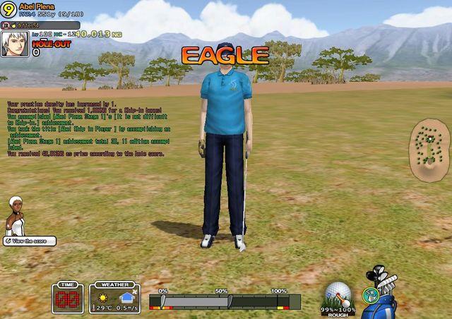 Eagle Abel Hole 9
