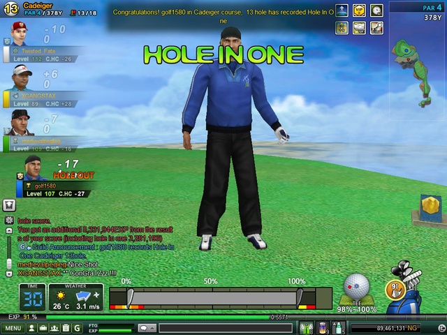 HIO in mastery cad hole13
