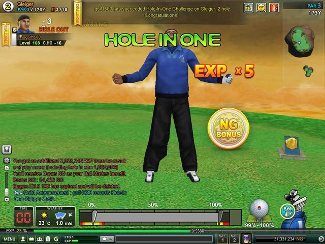 Hio mastery gleiger hole2