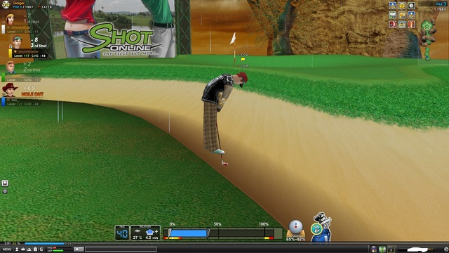 chipping from air