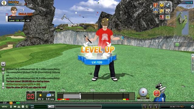 I made level 120