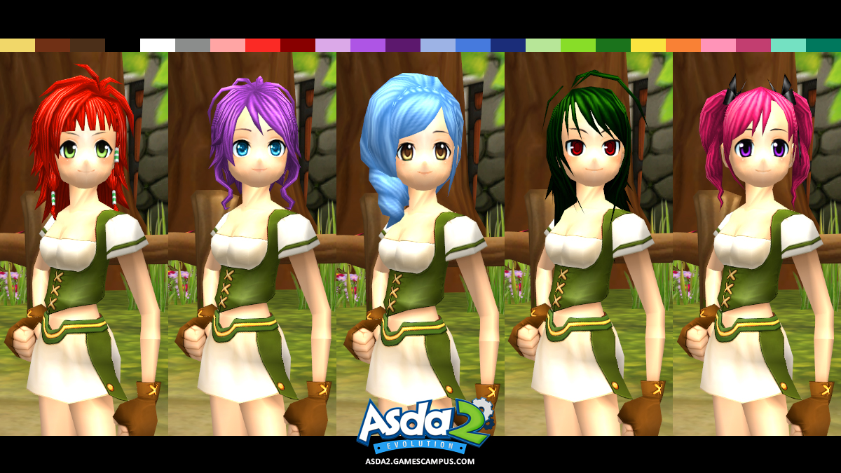 Best Anime MMORPG - Asda 2 - Style Shop