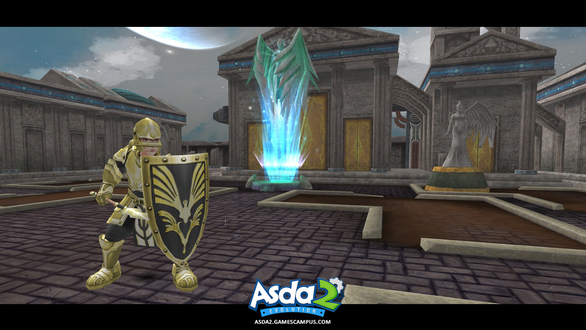 Best Anime MMORPG - Asda 2 - Inferion