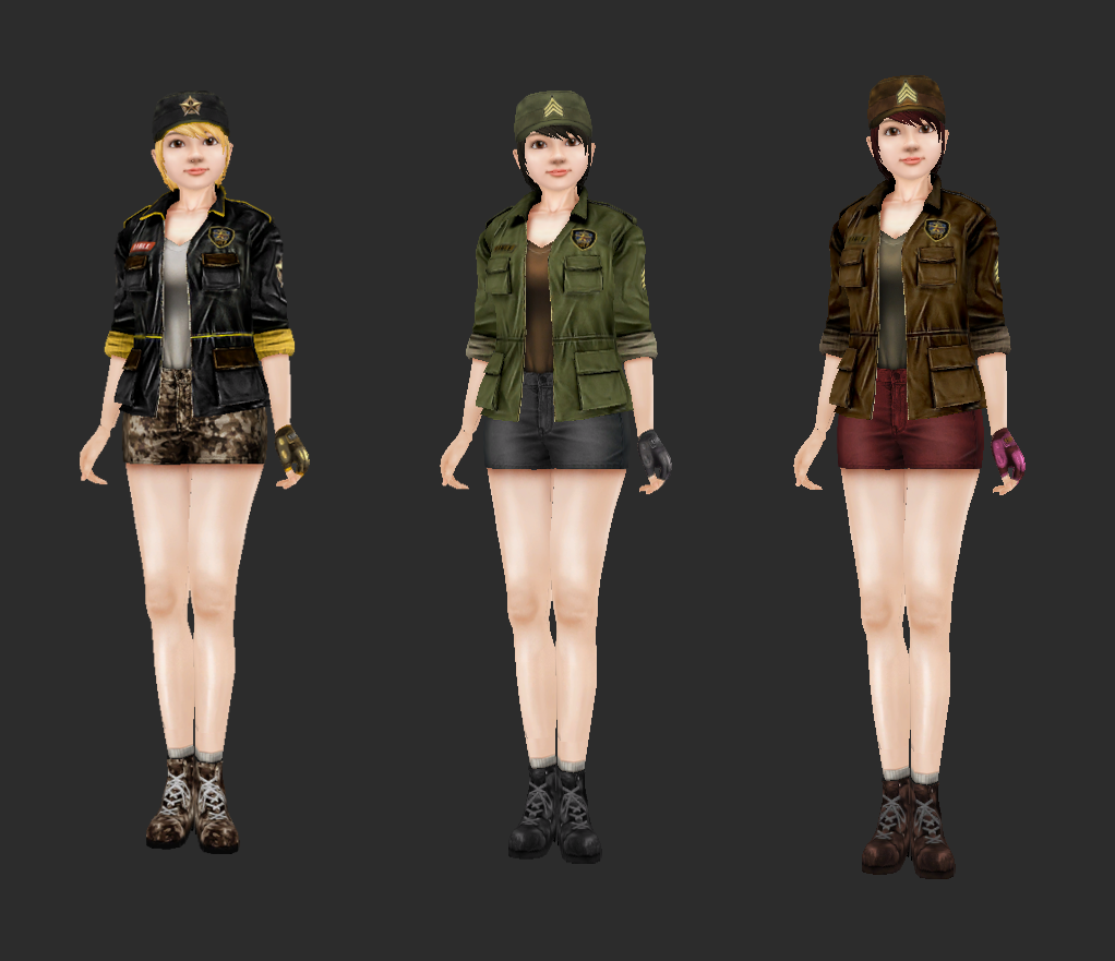 Shot Online Best Golf Game Fashion Box Viii With New Military Clothes
