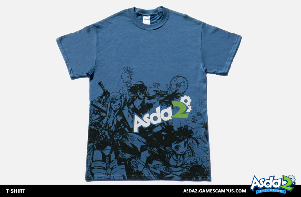 Best Anime MMORPG - Asda 2 - Get Your Swag On T-Shirt